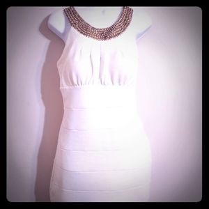 Gorgeous Cream colored dress Size 10 NWOT